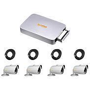 LUPUS Videopaket mit LE800HD Nano und 4x LE138HD