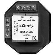 Somfy Trennrelais UP für zwei Antriebe TR2-U-230