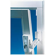 BurgWächter Fenster-Türsicherung Blocksafe BS 2 W