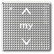 Somfy Funkwandsender 1 IN RTS 1-Kanal, Silver