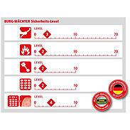 BurgWächter Möbeltresor Fingerscan PointSafe P2EFS