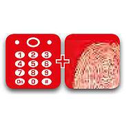 BurgWächter Möbeltresor Fingerscan PointSafe P4EFS