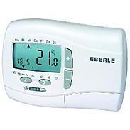 Eberle Uhrenthermostat Funksend.+Uhr INSTAT+ 868-r
