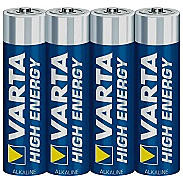 Varta High Energy 4906 AA Mignon 1,5V Alka 4 Stück
