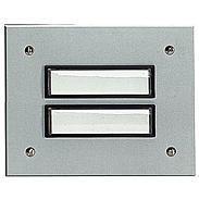 Grothe Grothe Etagenplatte ETA 802 EV1 Alu/silber elox. 10012528 Bild1