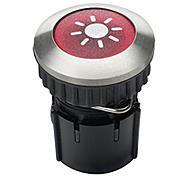 Grothe Klingeltaster PROTACT 105 LED Edelstahl V2A