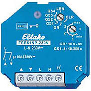 Eltako Funkaktor Stromstoß Gruppenschalter FSB61NP
