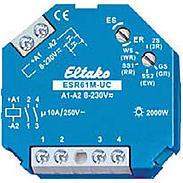 Eltako Eltako Stromstoßschalter 1+1 10A  ESR61M-UC 10013170 Bild1
