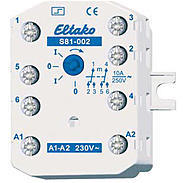 Eltako Stromstoßschalter EB/AP 2U 10A S81-002-230V