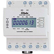 Eltako Drehstromzähler mit Display DSZ12DE-3x65A