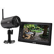 ABUS TVAC14000A Funk-Videoüberwachungsset 7-Zoll