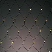 Hellum LED-Lichtnetz Farbwechsel 100-tlg. außen