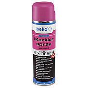 beko Markierspray TecLine 500ml leuchtpink