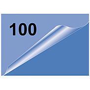Olympia Laminierfolie DIN A6, 100Stk, 80mic