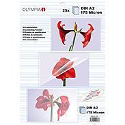 Olympia Laminierfolien DIN A2, 25Stk, 175mic