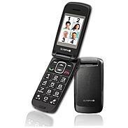 Olympia Großtastentelefon Classic Mini, black