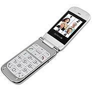 Olympia Großtastentelefon Becco Plus, silver