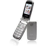 Olympia Großtastentelefon Style, silver