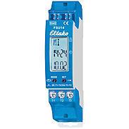 Eltako FSU14 Bus-Display-Schaltuhr für RS485
