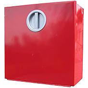 Feuer-Löschdecken Box rot 310x310x150 mm