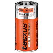 LUPUS Batterie Lithium CR123 - 1 Stück