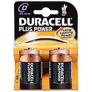 LUPUS Batterie Alkali Mono (D) - 2 Stück