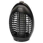 Insektenvernichter UV-LED 20 m² schwarz