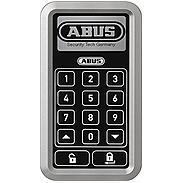 ABUS HomeTec Pro CFT3000S Funk-Tastatur silber