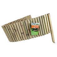 Beeteinfassung TYP 3, Bambus 35 x 100cm