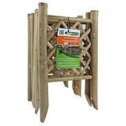 Beeteinfassung TYP 10, Bambus 5-teilig, 35x100cm