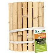 Beeteinfassung Bambus gerollt, 0,3x1,2m