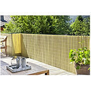 Kunststoffmatte 3x0,9m, bambus