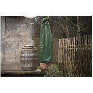 Winter-Rosenvlies-Schlauch, 5x0,7m, 30g/m², grün