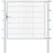 GAH Stabgitter Einzeltor FLEXO fvz 1500 x 1400 mm