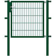 GAH Stabgitter Einzeltor FLEXO grün 1000 x 1000 mm