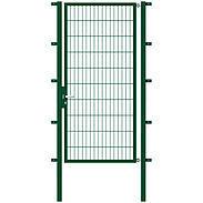 GAH Stabgitter Einzeltor FLEXO grün 1000 x 2000 mm