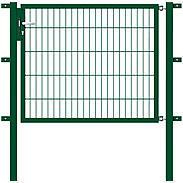 GAH Stabgitter Einzeltor FLEXO grün 1250 x 1000 mm
