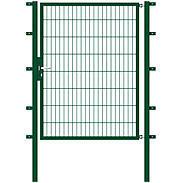 GAH Stabgitter Einzeltor FLEXO grün 1250 x 1600 mm