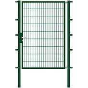 GAH Stabgitter Einzeltor FLEXO grün 1250 x 1800 mm