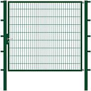 GAH Stabgitter Einzeltor FLEXO grün 2000 x 1800 mm
