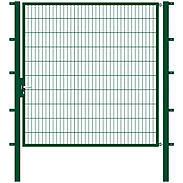GAH Stabgitter Einzeltor FLEXO grün 2000 x 2000 mm