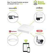 ABUS Smartvest Funk-Alarmzentrale + App FUAA35010A