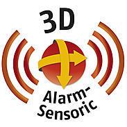 Abus FG300A W Alarm-Fenstergriff abschließbar