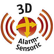 Abus FG300A S Alarm-Fenstergriff - DIN rechts