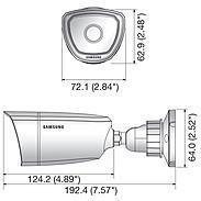 Samsung SDS-P3042 4-Kanal DVR Videoüberwachungsset
