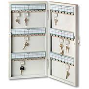 Burg Wächter 6750/120 R Schlüsselschrank 120 Haken