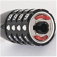 Abus Steel-O-Flex Tresor 1360/85