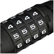 Abus Tresorflex 6615C/85 BK