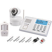 Olympia Protect 9081 GSM Alarmanlagen-Set