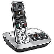 Gigaset E560A Schnurloses Telefon platin
